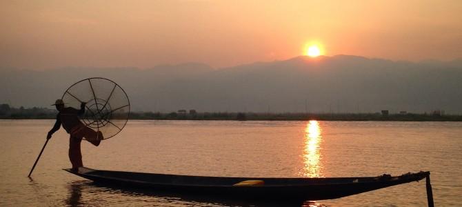 Myanmar – Inle Lake Boat Tour (Part 1)